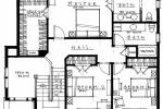 Floor Plan - Upper Floor