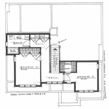 Plan B - Upper Floor